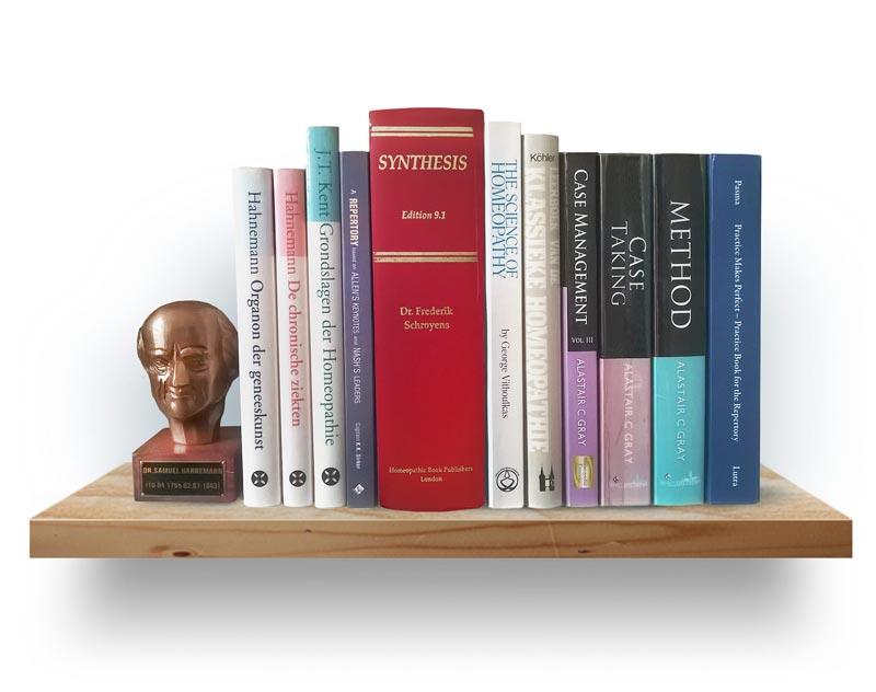 literatuur Homeopathie